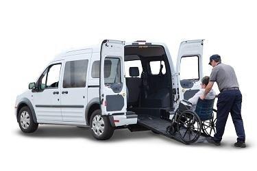 Przewóz osób niepełnosprawnych - Bemark Sp. z o.o.